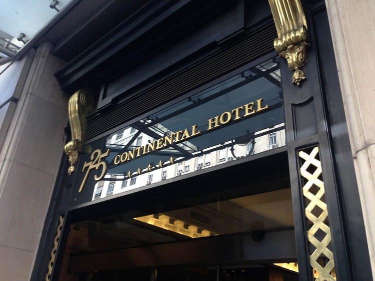 REVIEW: 725 CONTINENTAL HOTEL