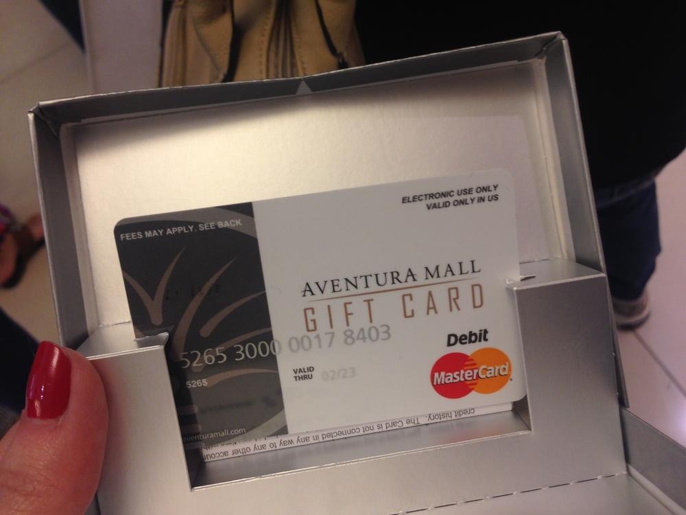 Con estos incentivos quien se niega a un shopping spree?