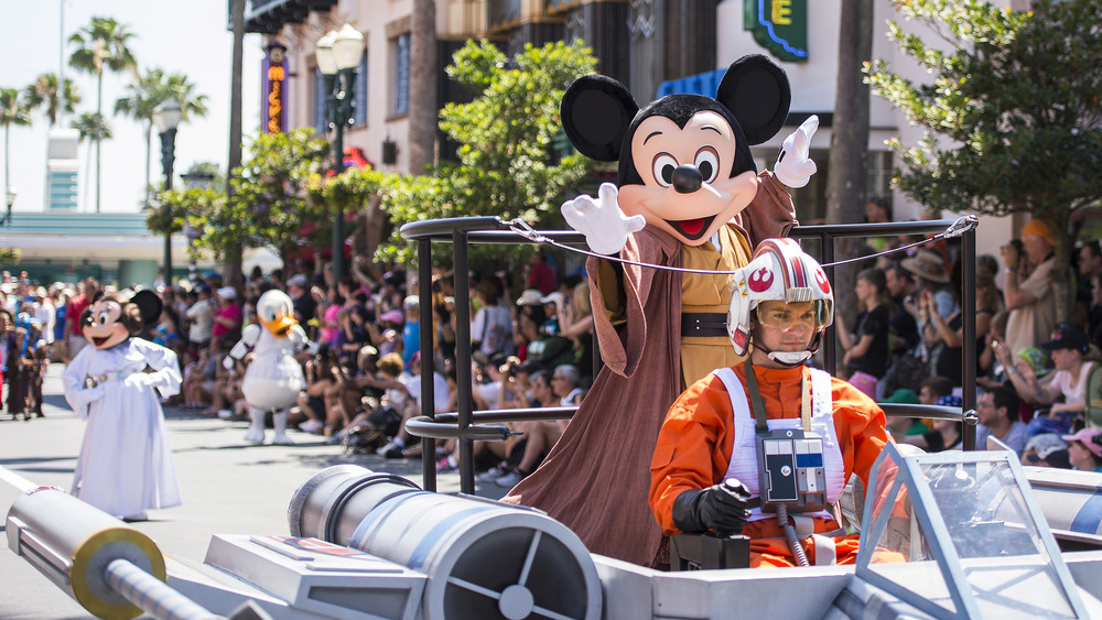 Legends of the Force: Star Wars Celebrity Motorcade during Star Wars�Weekends at Disney's Hollywood Studios