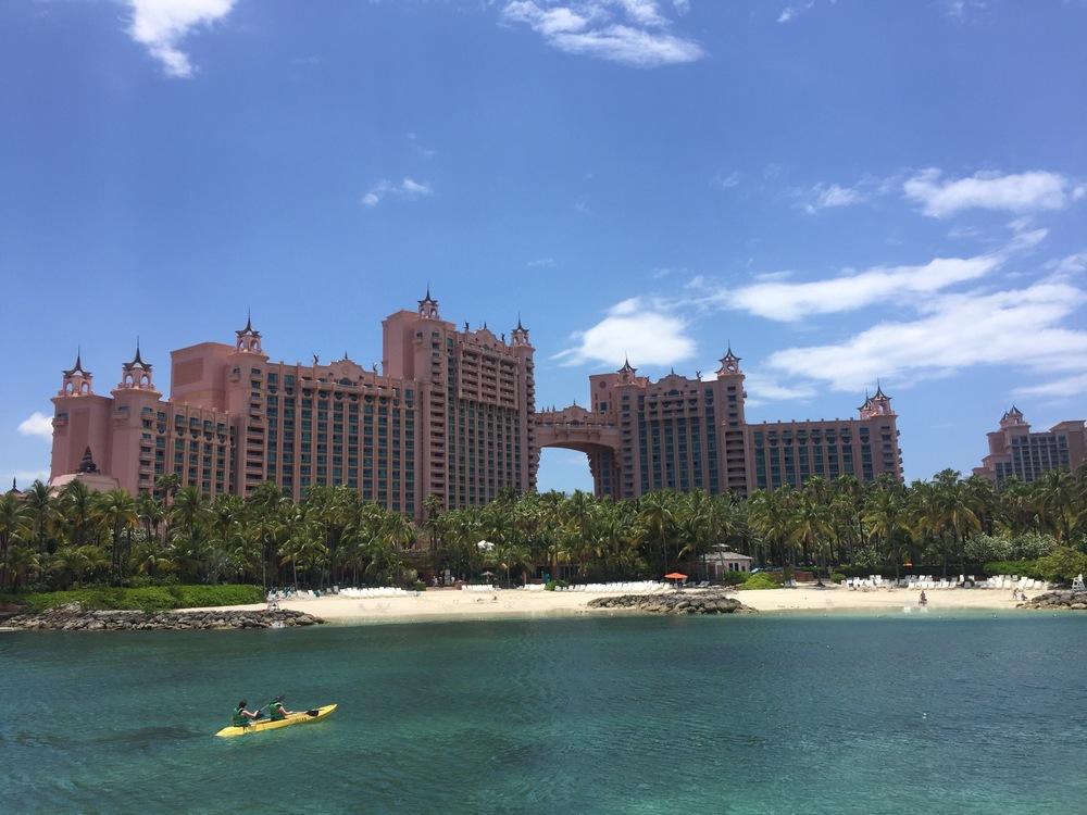 ¿A quien no le gusta el hotel Atlantis?