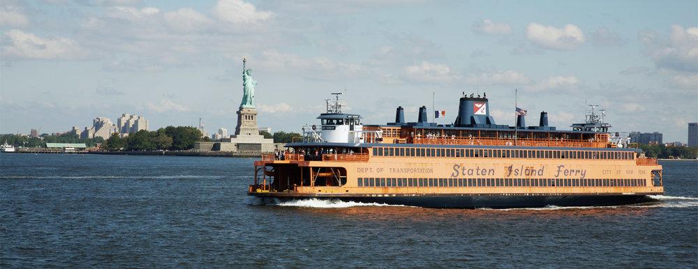 El Staten Island Ferry