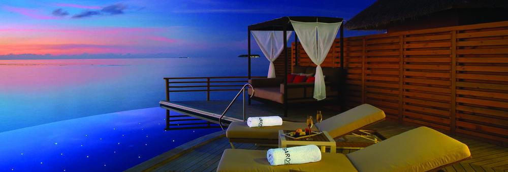 Baros Maldives Sunset