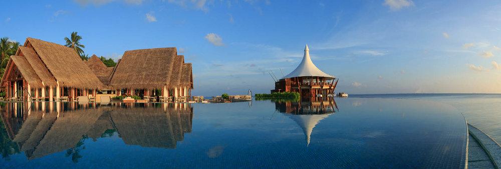 Baros Maldives Pool