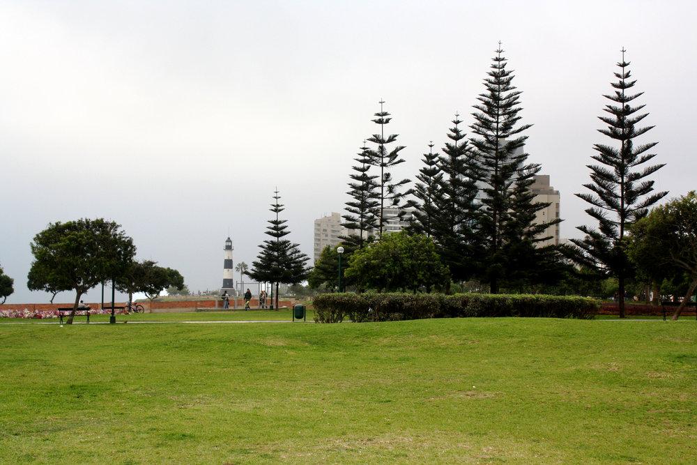 Parque Lima Peru