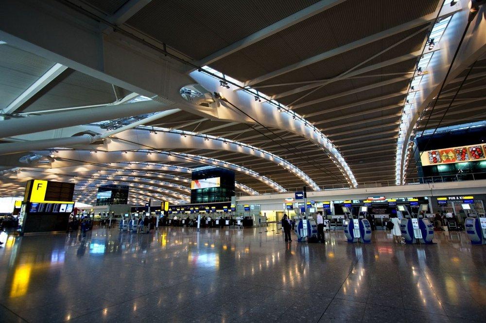 airport London-Heathrow