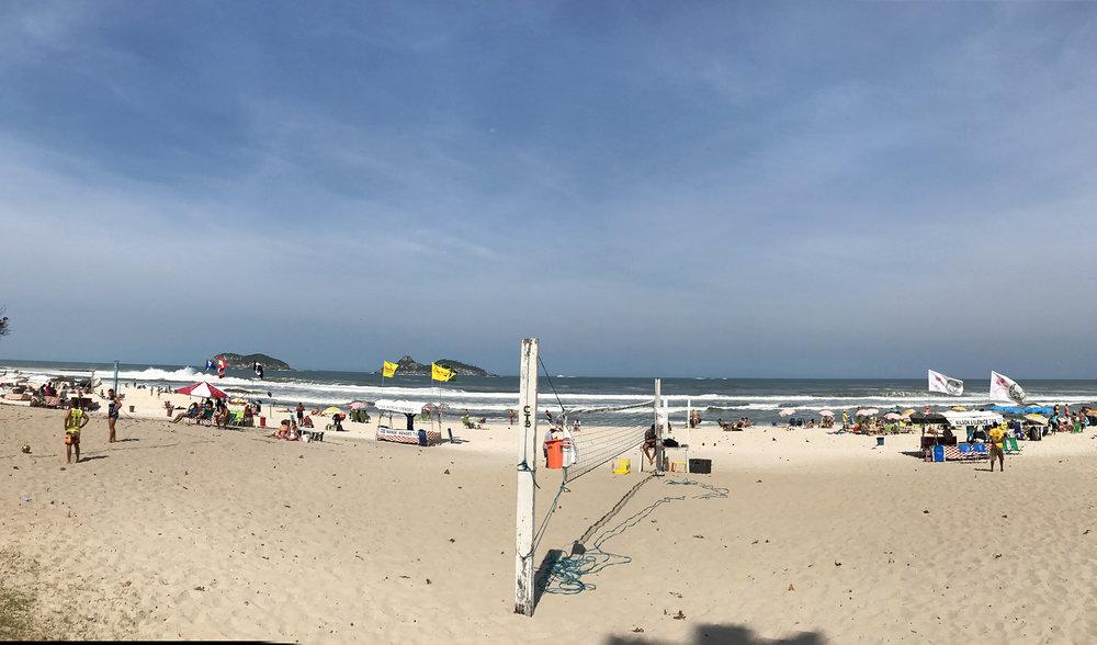 Playa de Barra de Tijuca