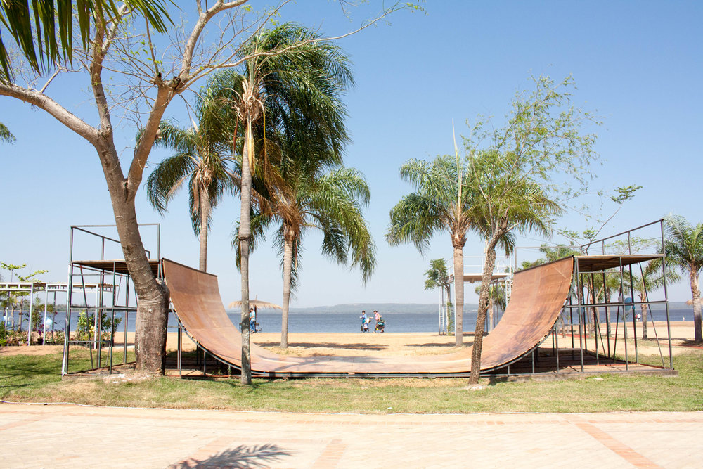 Pista de Skate en Costanera de San Bernardino