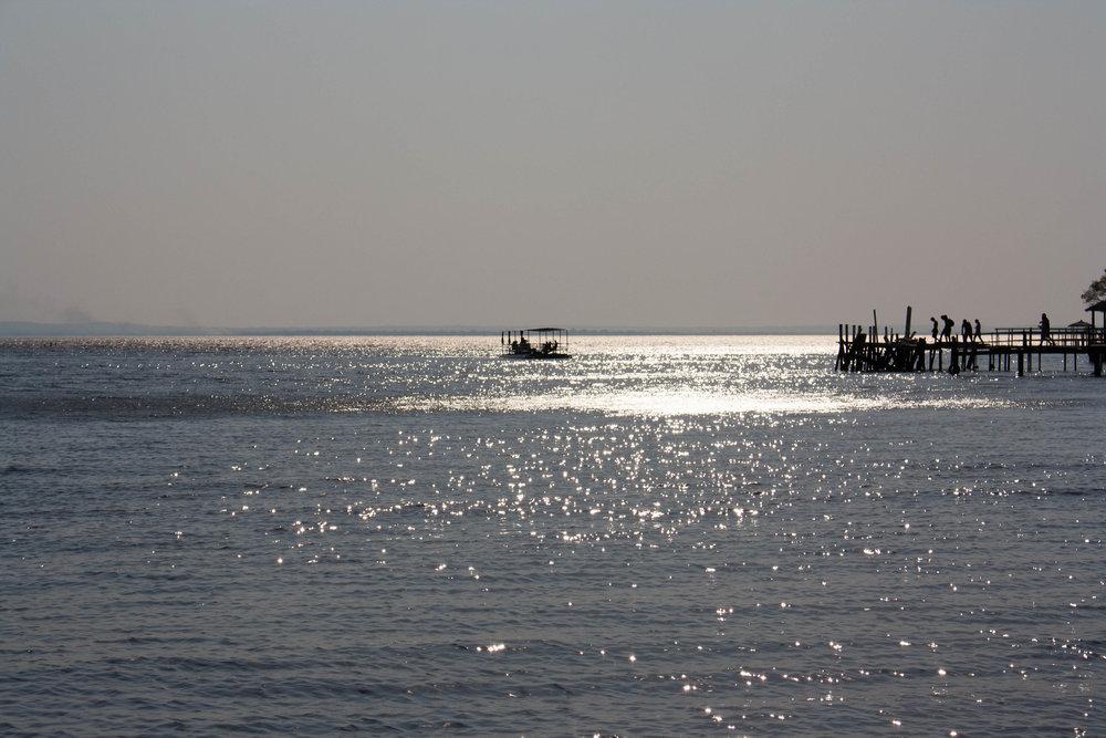 Lago Ypacarai - Paraguay