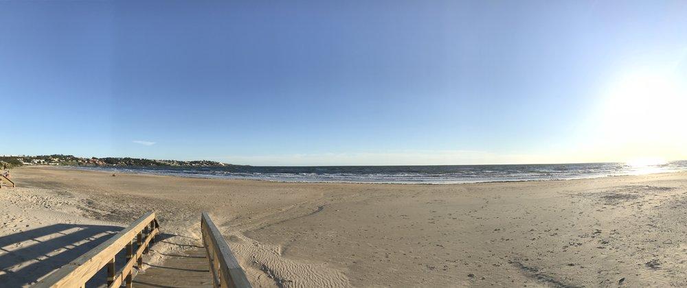 Playa Solanas, Punta Ballena, Uruguay