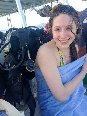 Mi experiencia de Buceo fue en US Virgin Island