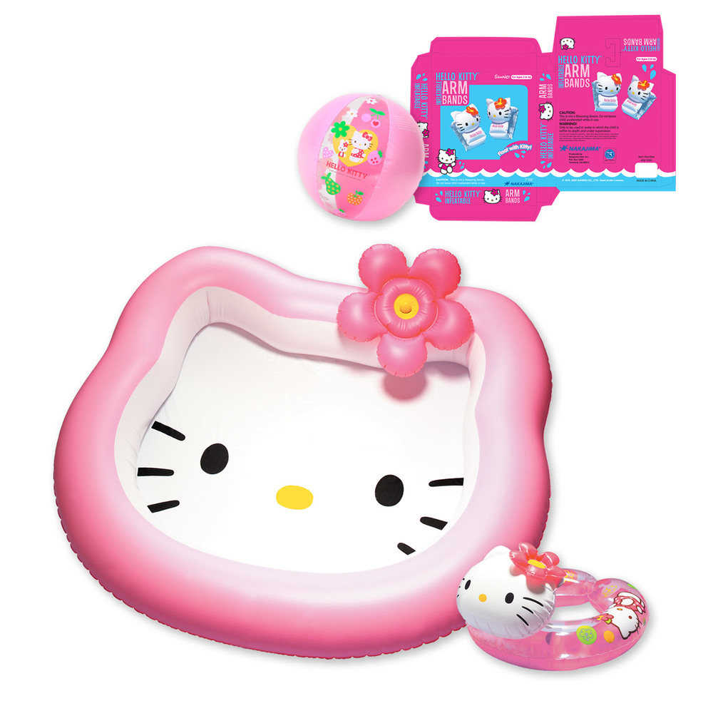 HELLO KITTY INFLATABLES