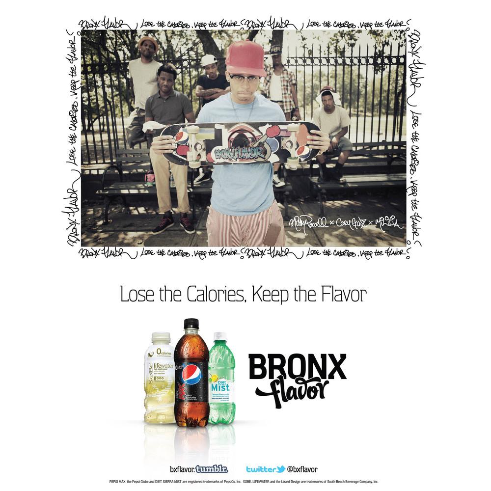 BRONX FLAVOR
