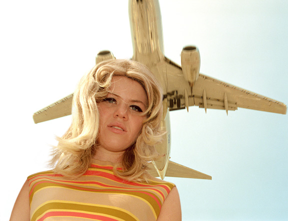 Alex Prager  Alexandra, 2007 C-print From the numbered edition of 9 Image: 23.5 x 31 inches; Framed: 25.5 x 32.5 inches Estimate: $12,000/$14,000