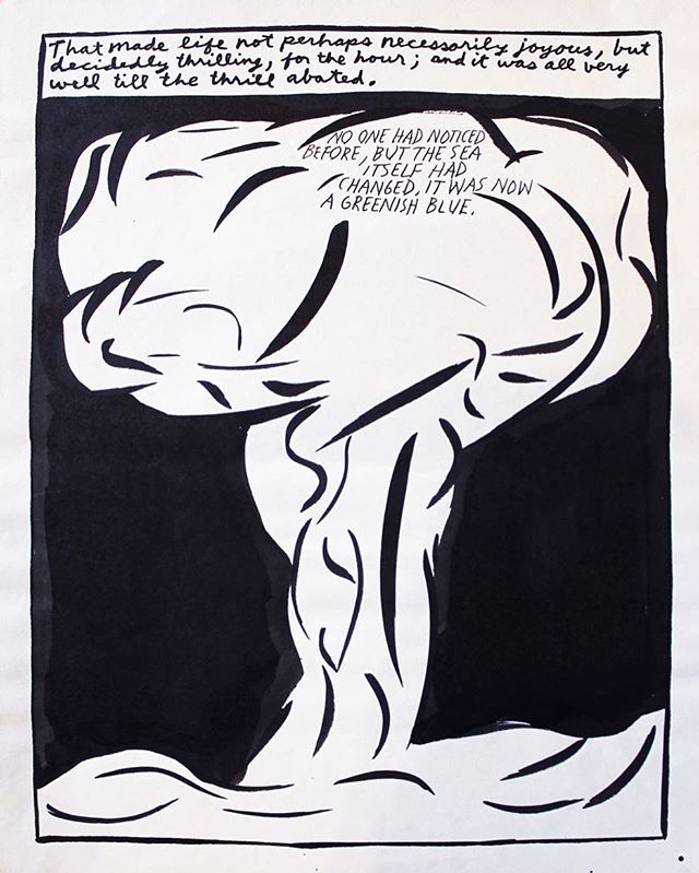 Raymond Pettibon ⠀ (Born 1961)