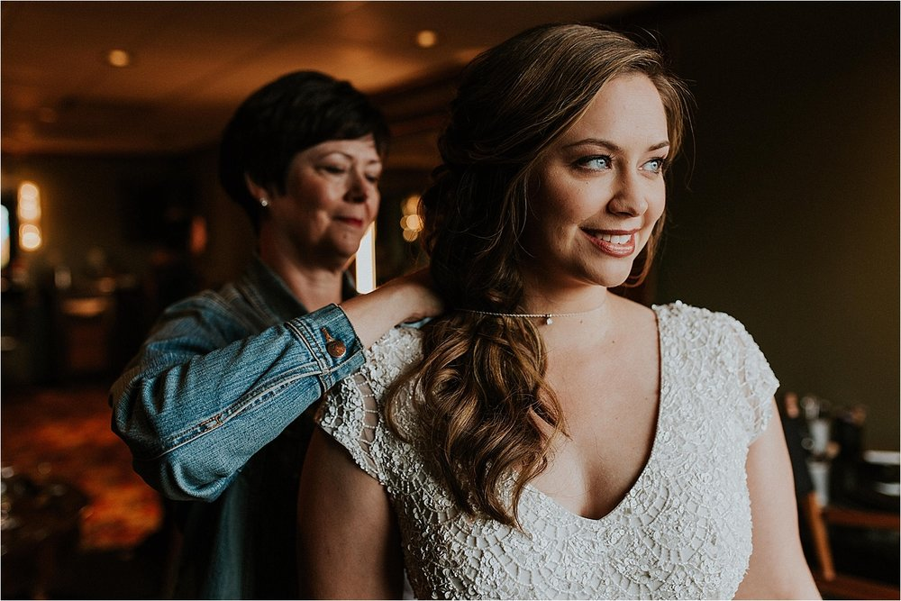 Whitefish montana wedding bride getting ready with mom.jpg