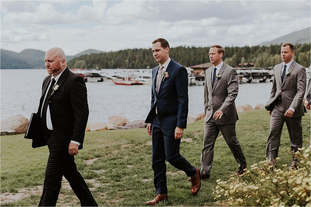 whitefish montana wedding ceremony groom.jpg