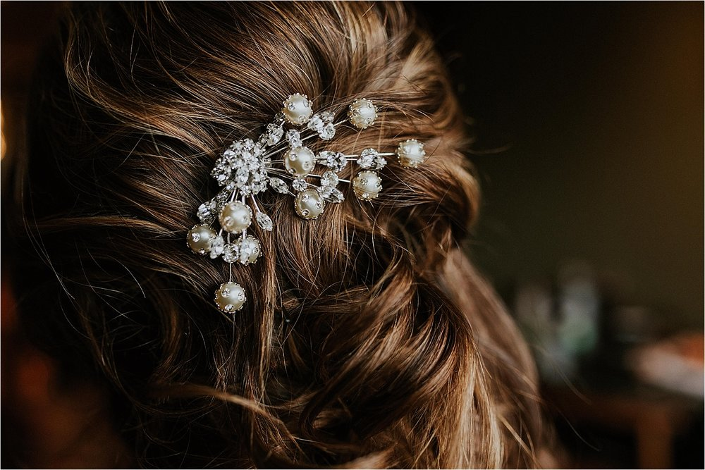 Whitefish montana wedding hairpiece getting ready.jpg