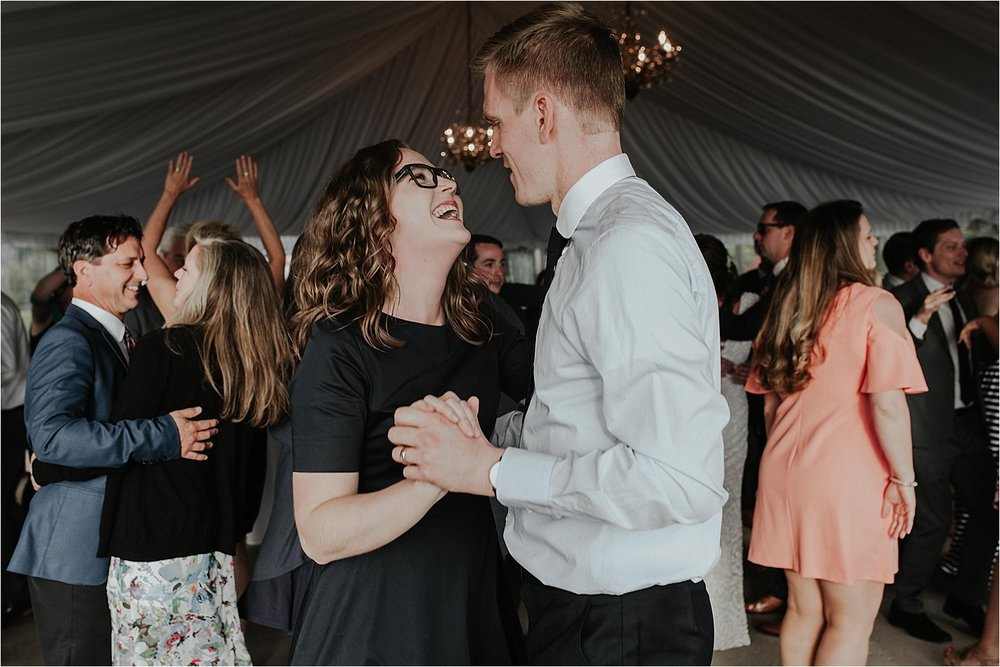 whitefish montana wedding reception dance time.jpg