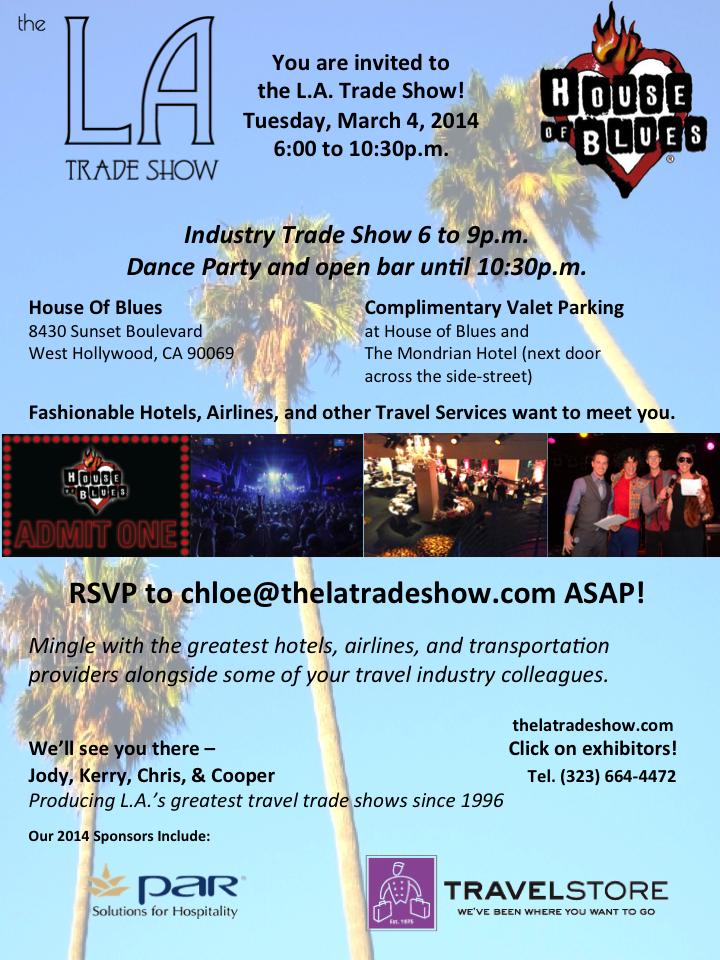 The LA Trade Show 2014