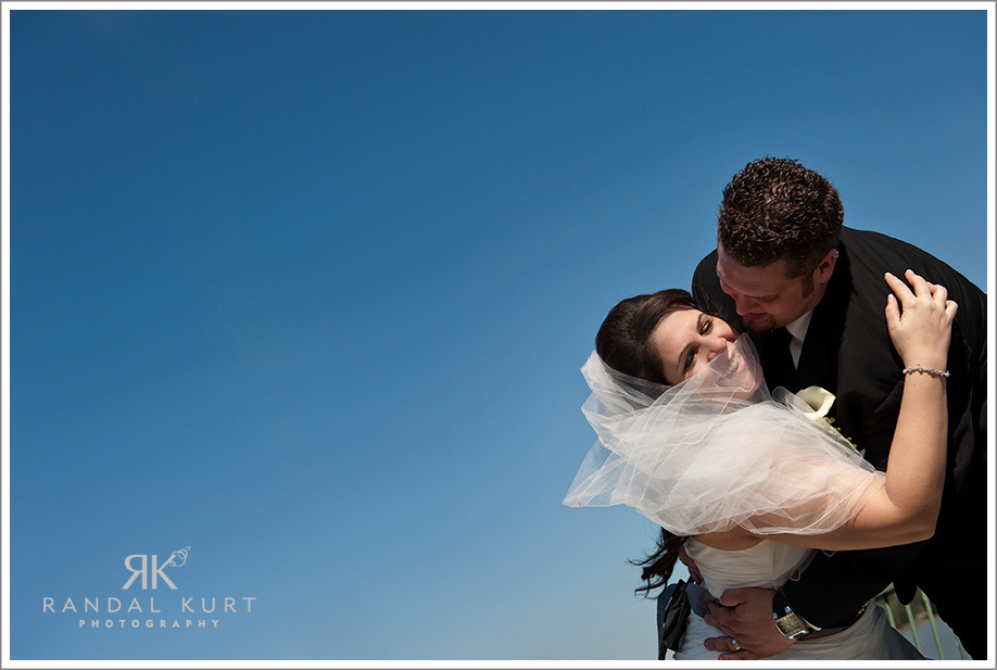 In my arms | Wedding Photography by Randal Kurt Photography