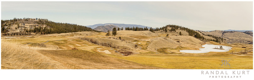 Sparkling Hill Resort in Vernon BC