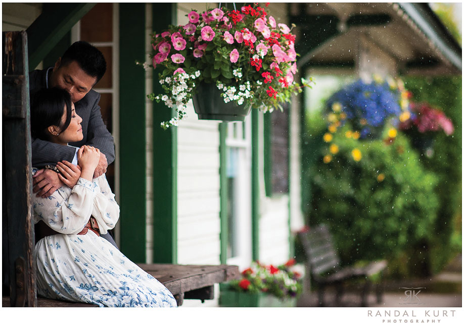 Engagement session in Fort Langley by Randal Kurt Photography