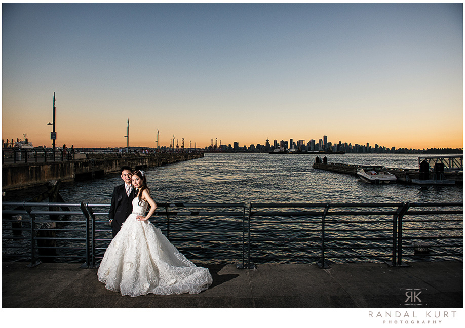 Wedding Photography at the Pinnacle Hotel at the Pier