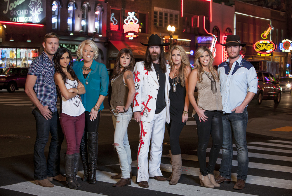 CRAZY HEARTS: NASHVILLE ON A&E PREMIERED IN JANUARY 2014.  WATCH ALL THE EPISODES HERE.