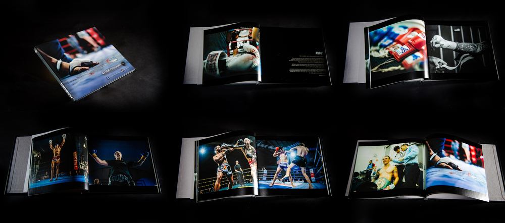 W.L Fight Photography, First Edition