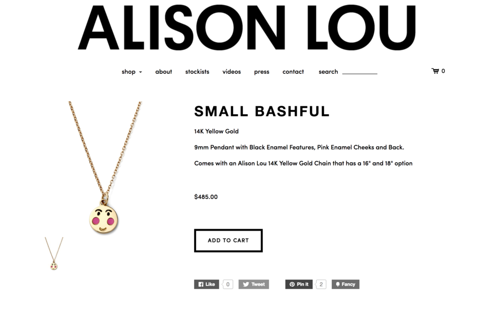 alison-lou-bashful-scam-false-advertising