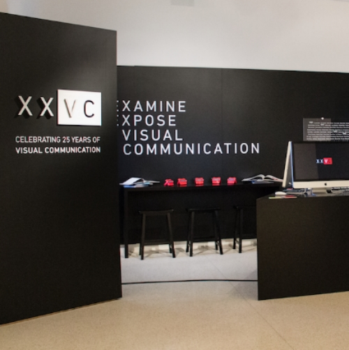 XXVC planning, web design, print collateral