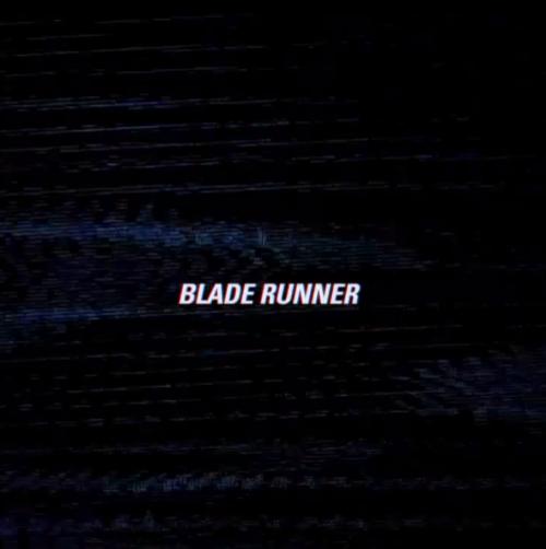 Blade Runnermotion design