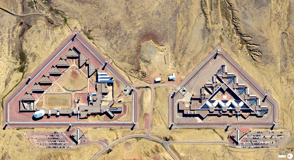 12/29/2013 ADX Florence (Supermax Prison) Florence, Colorado, USA 38.35630°N 105.09482°W