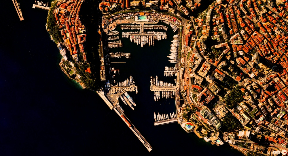 12/31/2013 Port Hercules La Candomine, Monaco 43.735°N 7.426°E