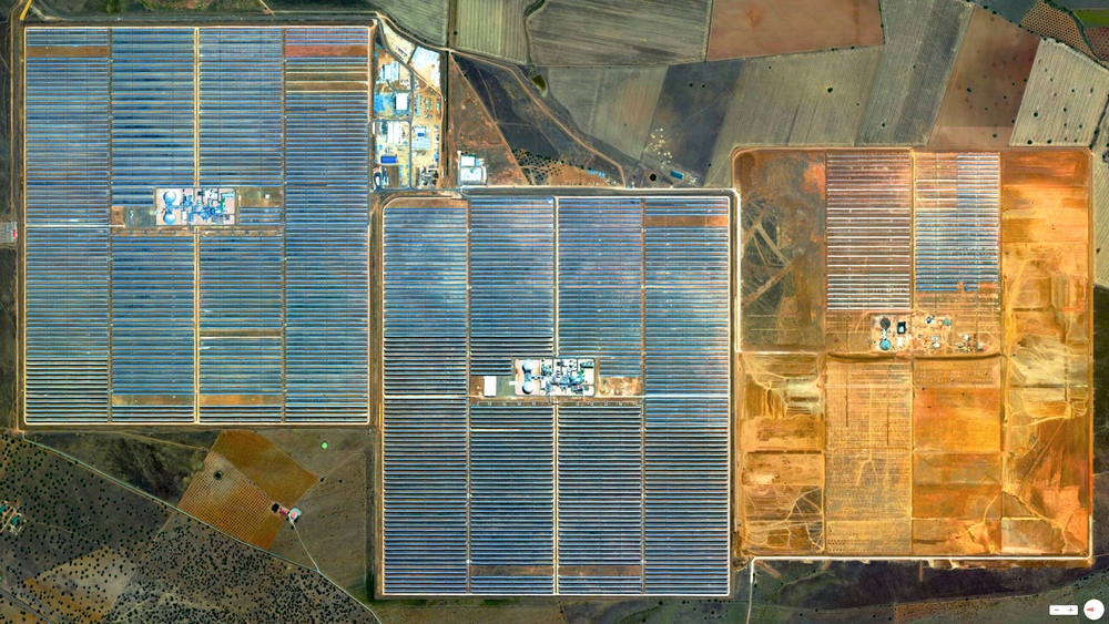 1/30/2014 Extresol Solar Power Station Badajoz Province, Spain 38°39′N 6°44′W