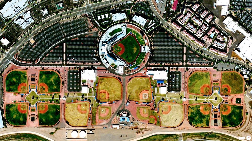 2/8/2014 Peoria Sports Complex Peoria, Arizona, USA 33.6319°N 112.2332°W