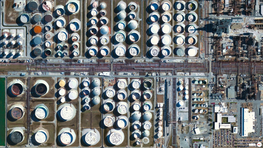 3/6/2014 Chevron Oil Refinery Pascagoula, Mississippi 30°21′49″N88°32′31″W