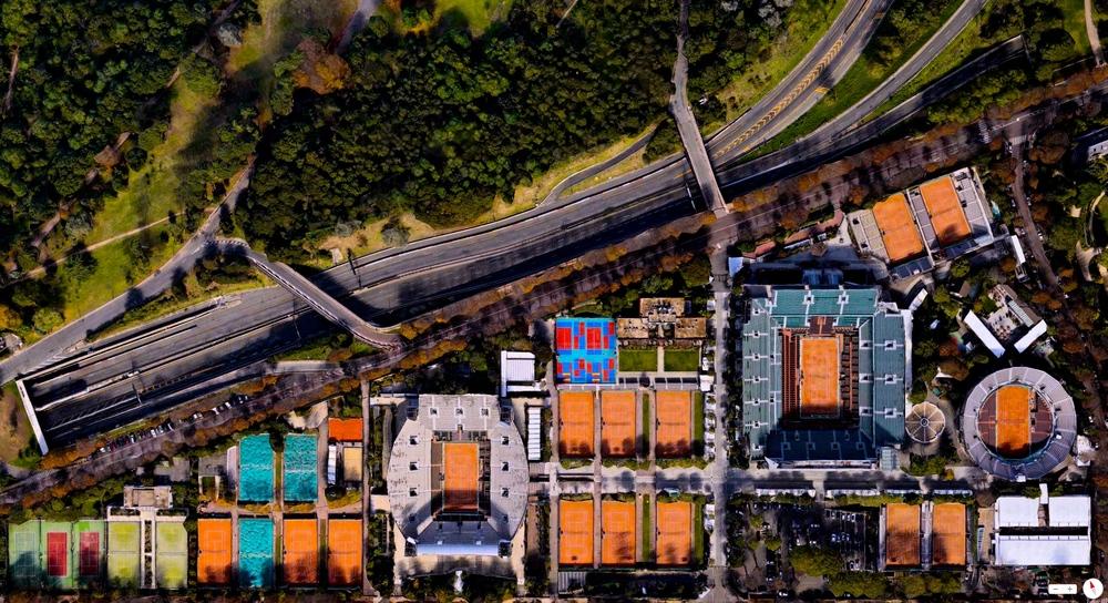 3/12/2014 Stade Roland Garros Paris, France 48°50′50″N2°14′47″E