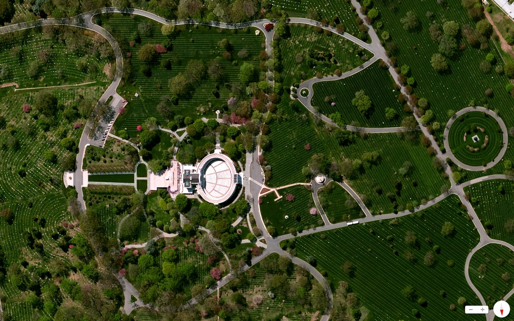 5/26/2014    Arlington National Cemetery   Arlington County, Virginia   38°52′48″N 77°04′12″W