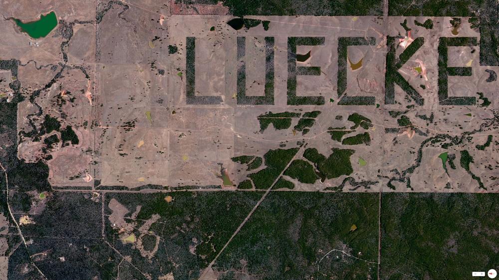 """5/24/2014 Luecke Farm Smithville, Texas, USA 30°4'59""""N 97°8'28""""W"""