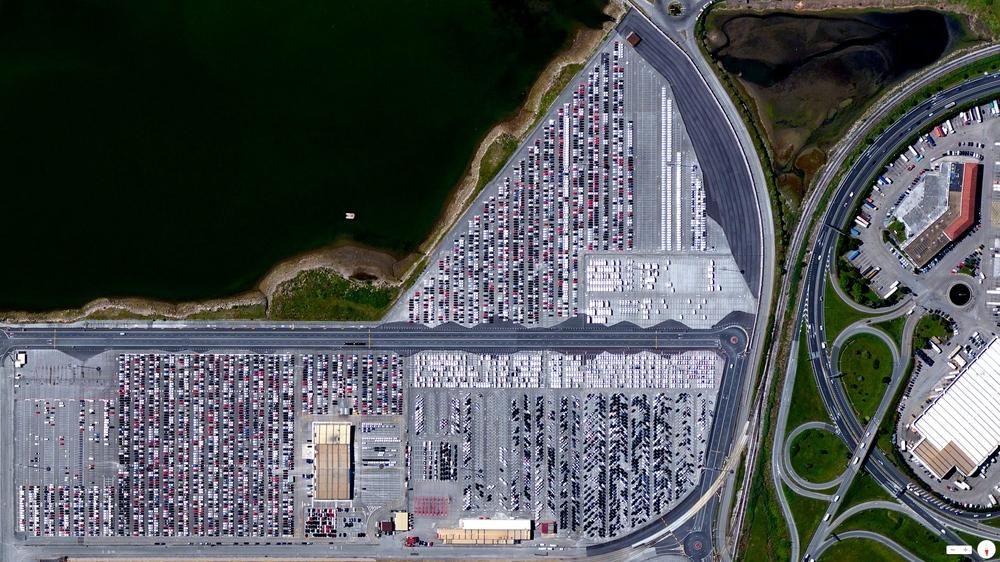 6/7/2014   Port of Santander   Santander, Spain  43.436717,-3.827247