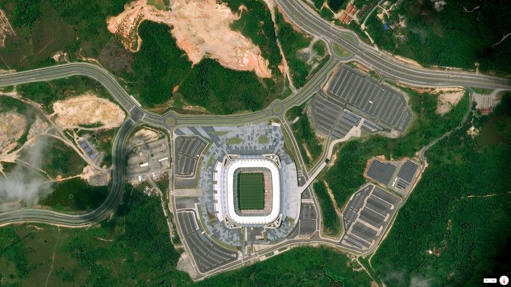 6/12/2014    Itaipava Arena Pernambuco   Pernambuco, Brazil   8°2′24″S35°00′29″W