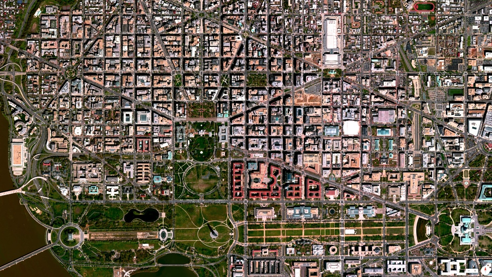 6/13/2014 L'Enfant Plan Washington D.C., USA 38°53′26″N 77°1′13″W