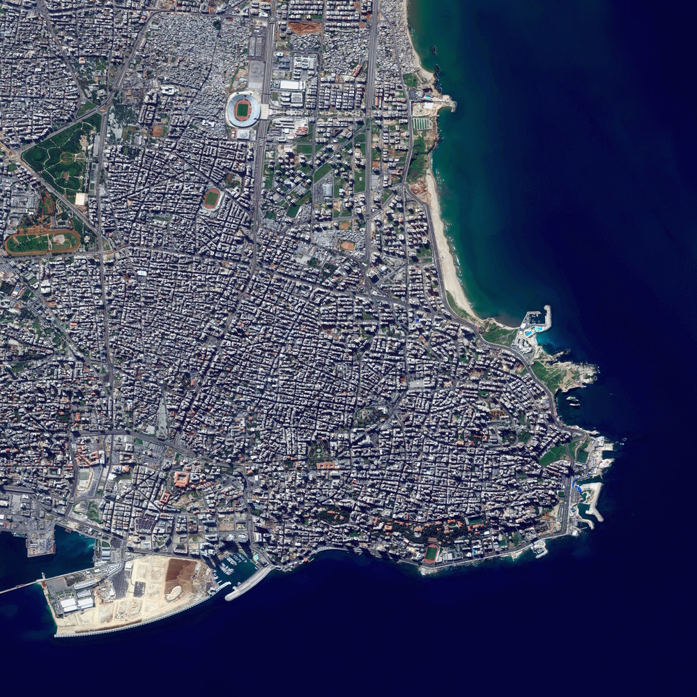 7/28/2015 Beirut Beirut, Lebanon 33°53′13″N 35°30′47″E   Beirut is the capital and largest city of Lebanon. Located at the midpoint of the country's Mediterranean coast, the area serves as the country's largest seaport. Settlement in this area is believed to date back more than 5,000 years, with recent excavations in the downtown area unearthing layers from Phoenician, Hellenistic, Roman, Byzantine, Arab, Crusader and Ottoman civilizations.