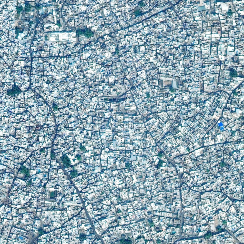 "8/7/2015   Jodhpur   Jodhpur, India  26.29784°N, 73.01842°E     Jodhpur, India is home to more than one million residents, making it the second largest city in the state of Rajasthan. Jodhpur is often referred to as the ""Blue City"" due to the vivid, painted houses that can be seen throughout its urban area."