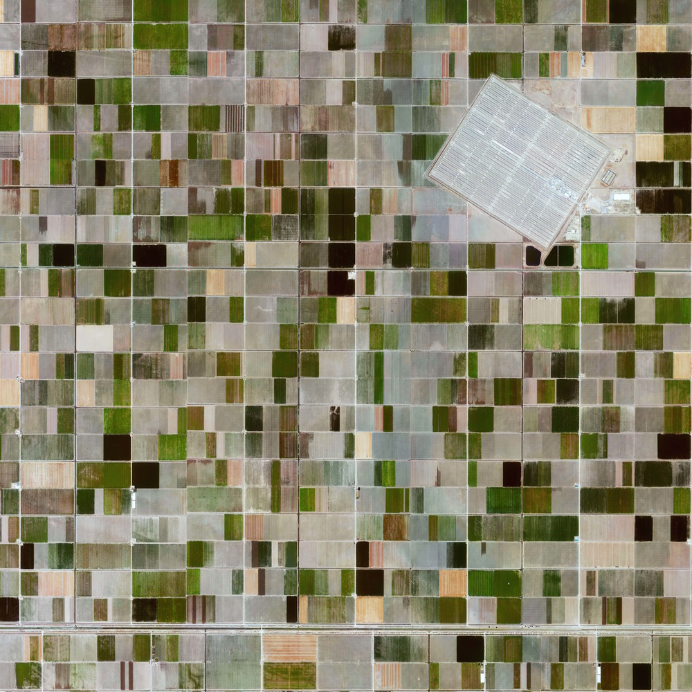 10/18/2015 Lebrija 1 Solar Power Plant Lebrija, Spain 37.007977710°, -6.049280818°   The Lebrija 1 Solar Power Plant in Lebrija, Spain is comprised of approximately 170,000 individual mirrors installed on 6,048 parabolic troughs. If placed next to one another, the troughs would extend for 60 kilometers.