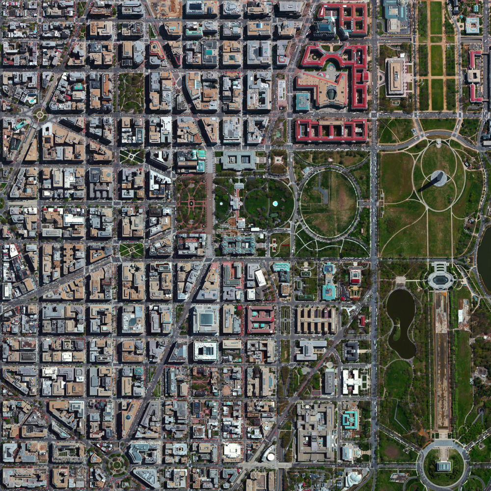 Washington D C Daily Overview