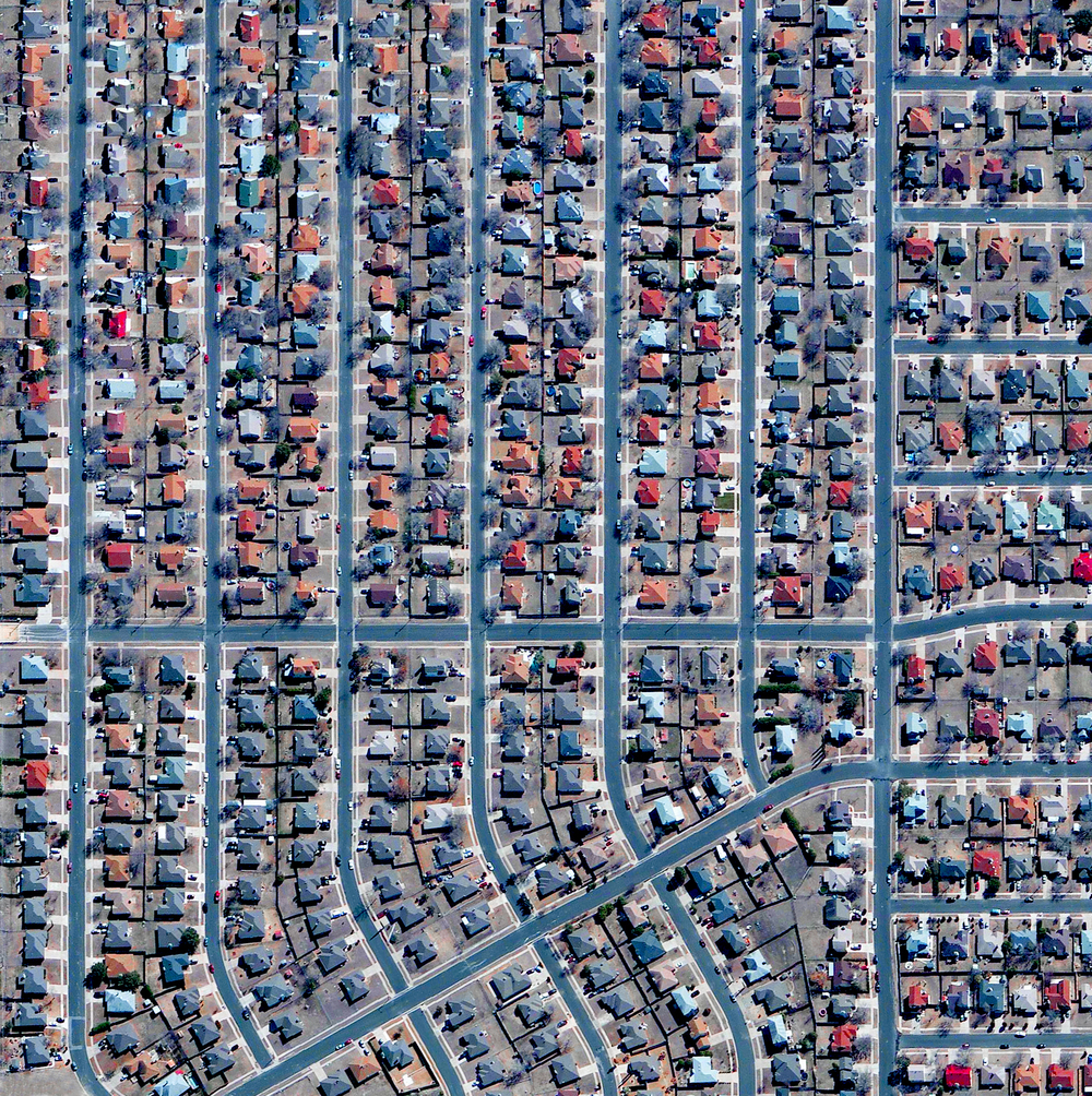 2/24/2016 Houses Killeen, Texas, USA 31.1035261,-97.7698868   Residential homes in Killeen, Texas. The town's population grew from 86,911 to more than 127,000 in the decade between the 2000 and 2010 censuses, making it one of the fastest growing areas in the United States.