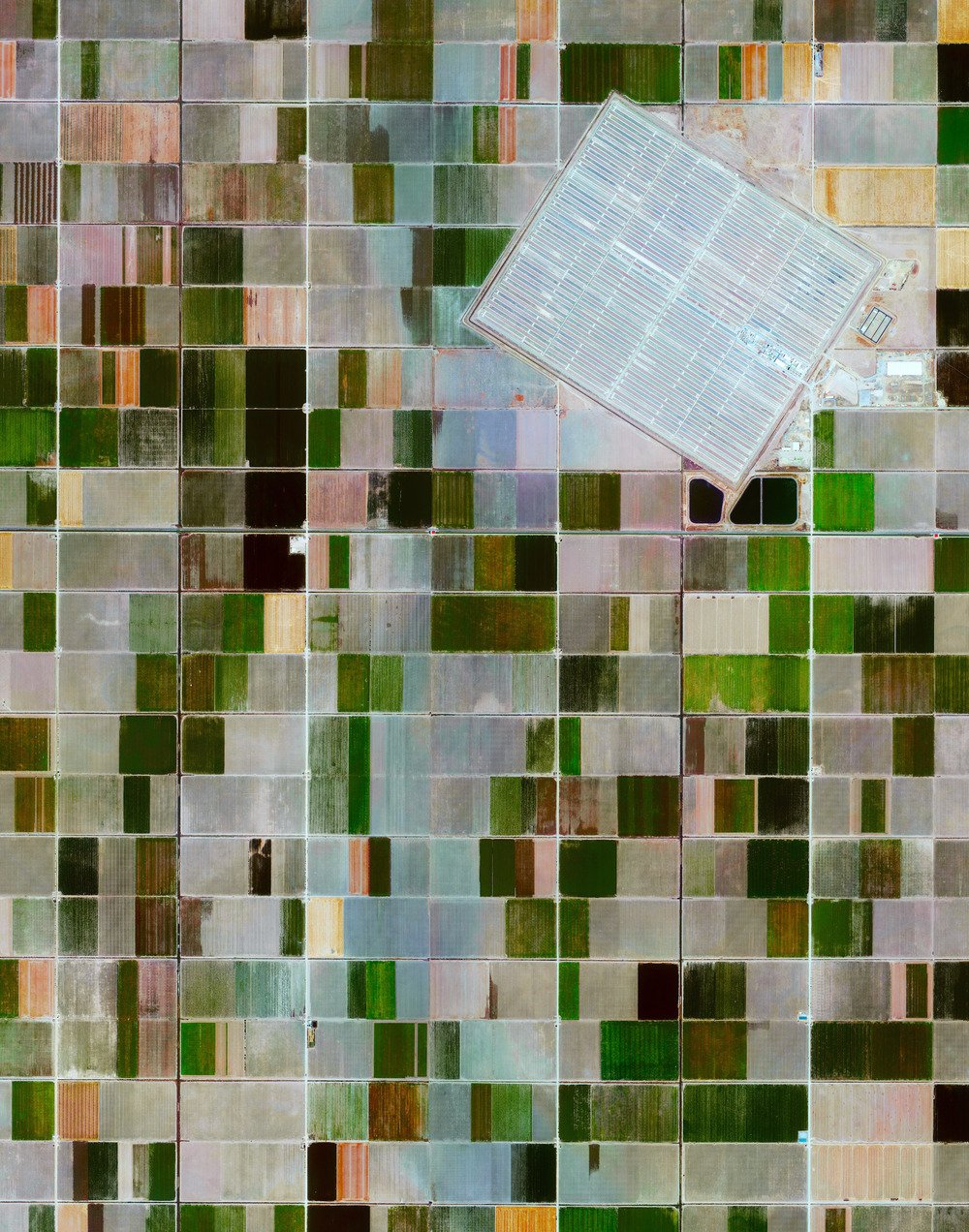 7/7/2016 Lebrija 1 Solar Power Plant Lebrija, Spain 37.007977710°, -6.049280818°   The Lebrija 1 Solar Power Plant in Lebrija, Spain is comprised of approximately 170,000 individual mirrors installed on 6,048 parabolic troughs. If placed next to one another, the troughs would extend for 60 kilometers.