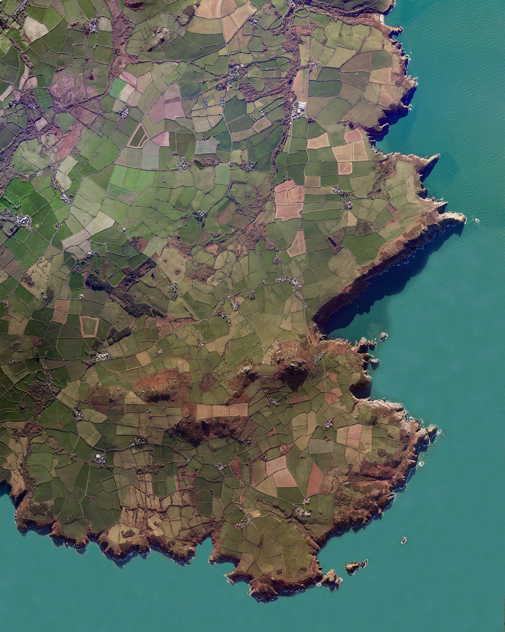 Pembrokeshire is a county in the south west of Wales. The area is home to Pembrokeshire Coast National Park, which includes a 186-mile walking trail known as the Pembrokeshire Coast Path. In the north of the county are the Preseli Hills, a wide stretch of high moorland with many prehistoric sites and the probable source of the bluestones that were used in the construction of the inner circle of Stonehenge in England.  Instagram:  http://bit.ly/2nN9hgH   52.0144943°, -5.0872119°